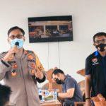 Kapolres AKBP Agus Sugiyarso, S.Ik. Foto: Istimewa.