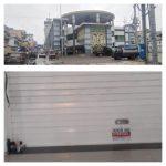 Pasar Kain Jalan MT Haryono Kota Tebing Tinggi, Provinsi Sumatera Utara. Foto: Roy Mansyah/Dok.Istimewa.