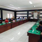 Gemapsi Bersama Unsur Pimpinan DPRD Simalungun