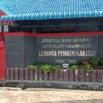 Lembaga Pemasyarakatan Kelas IIB Kota Tebing Tinggi, Sumatera Utara. Foto: Roy Mansyah (Linktodays/Indotodays).